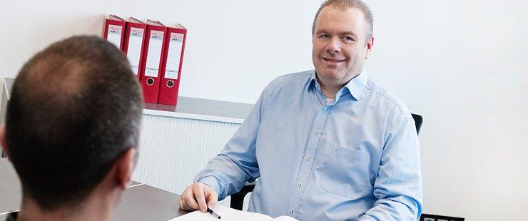 ACSR solutions, Kontakt, Geschäftsführer Frank Schrötler