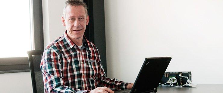 ACSR-solutions, Leitung Automatisierung, Geschäftsführer Klaus Rosenbach